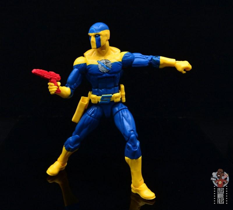 marvel legends spymaster figure review - battle stance