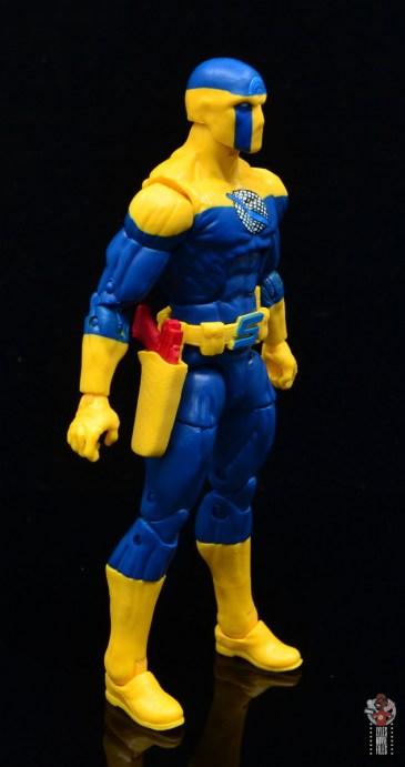 marvel legends spymaster figure review - right side
