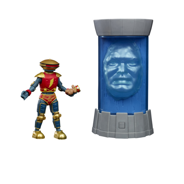 power rangers lightning collection alpha 5 and zordon two pack - alpha 5 and zordon