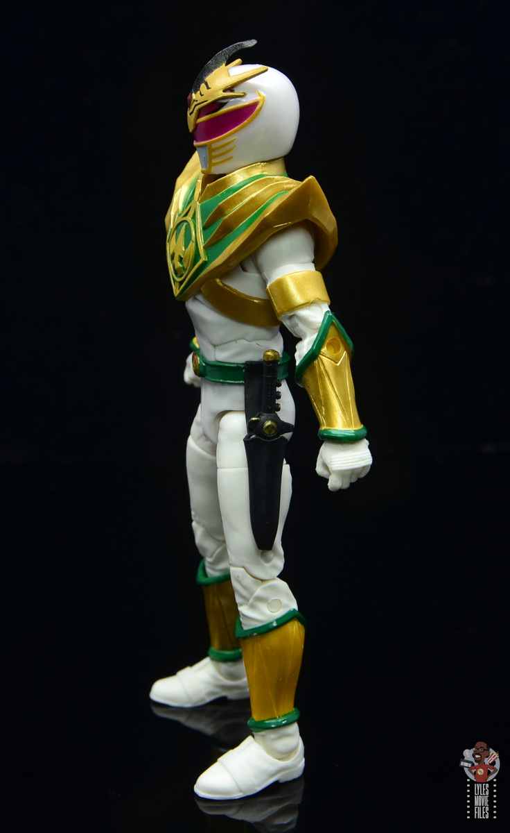 power rangers lightning collection lord drakkon figure review - armor detail side