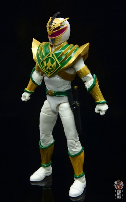 power rangers lightning collection lord drakkon figure review - left side