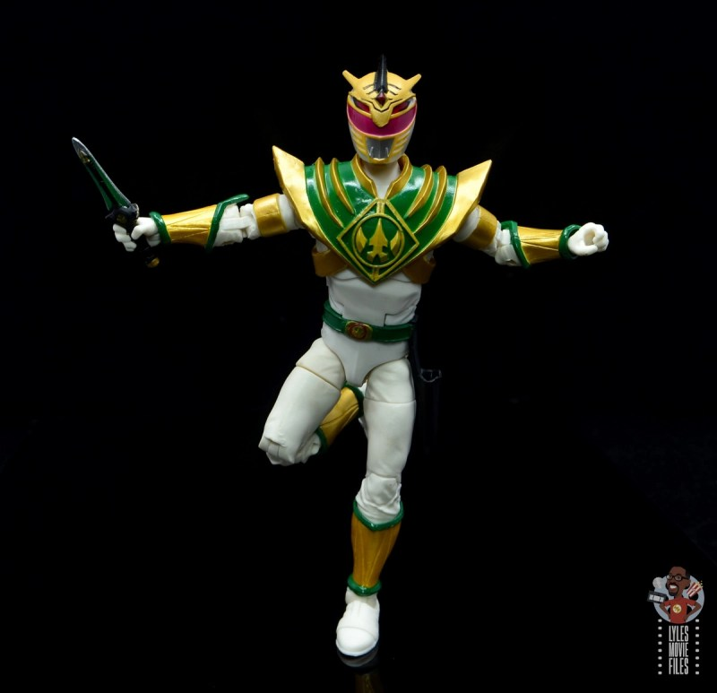 power rangers lightning collection lord drakkon figure review - running
