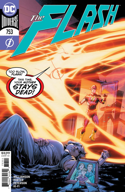 the flash #753
