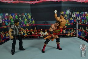 wwe elite hall of champions batista figure review - spine buster to eddie guerrero