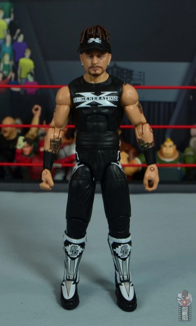 wwe elite hall of champions road dogg figure review - front