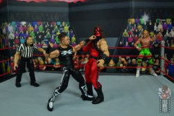 wwe elite hall of champions road dogg figure review - punching kane