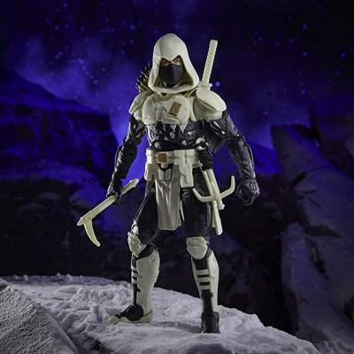 G.I. Joe Classified Series Arctic Mission Storm Shadow figure - main pic