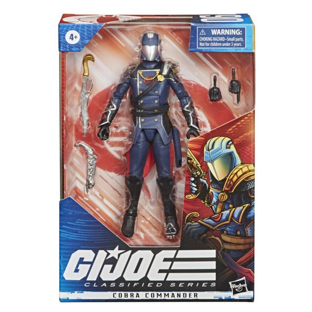 GI Joe Classified Series - Cobra Commander - IP