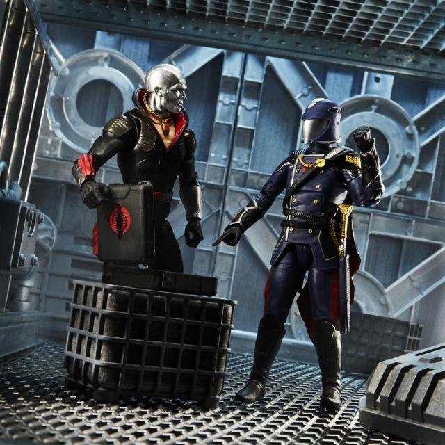 GI Joe Classified Series - Cobra Commander - Image 3