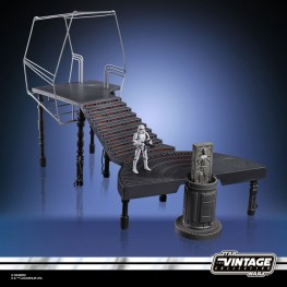 STAR WARS THE VINTAGE COLLECTION CARBON-FREEZING CHAMBER Playset - oop (4)