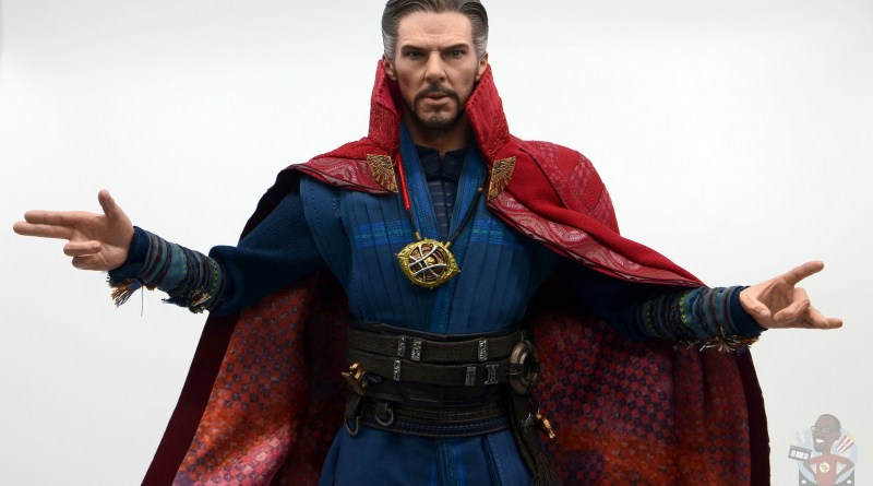 hot toys avengers infinity war doctor strange figure review -main pic