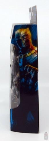 marvel legends erik killmonger figure review - package side