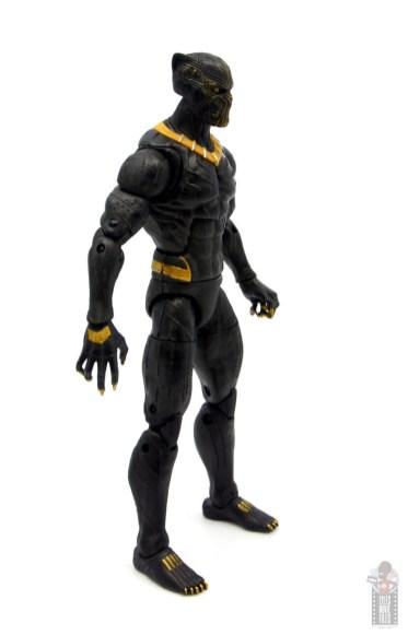 marvel legends erik killmonger figure review - right side