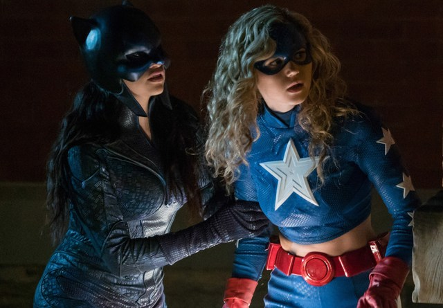 stargirl - wildcat review - wildcat and stargirl