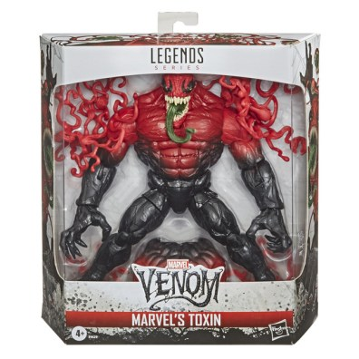 MARVEL LEGENDS SERIES 6-INCH-SCALE MARVEL'S TOXIN Figure - in pck (1)