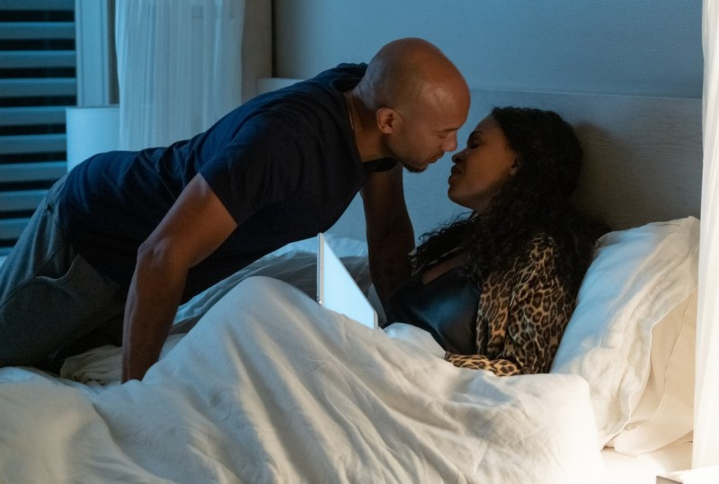 fatal affair review -stephen bishop and nia long