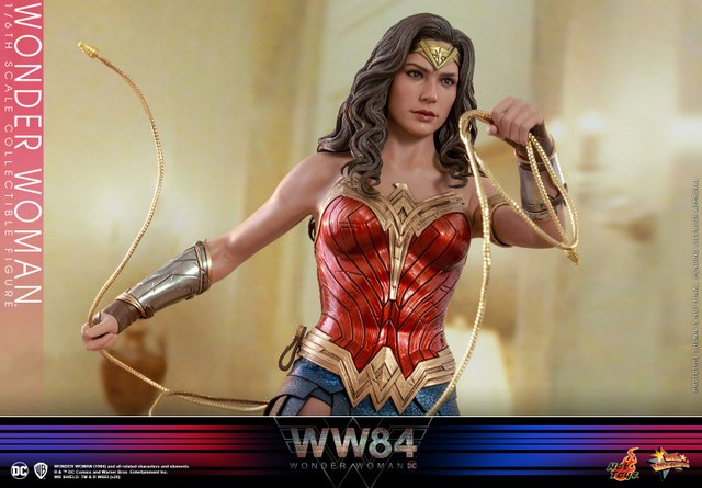 hot toys wonder woman 1984 figure -main pic