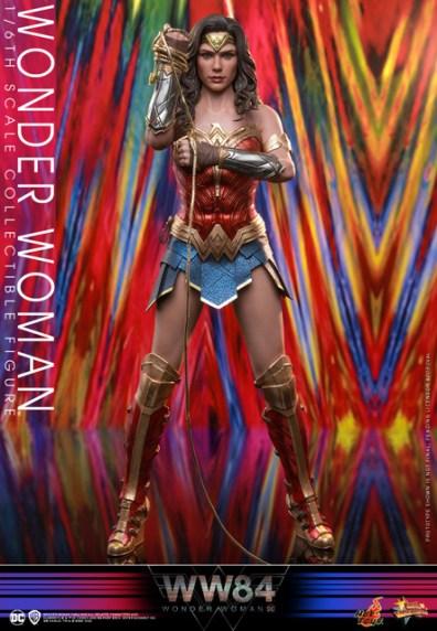 hot toys wonder woman 1984 figure -raising lasso