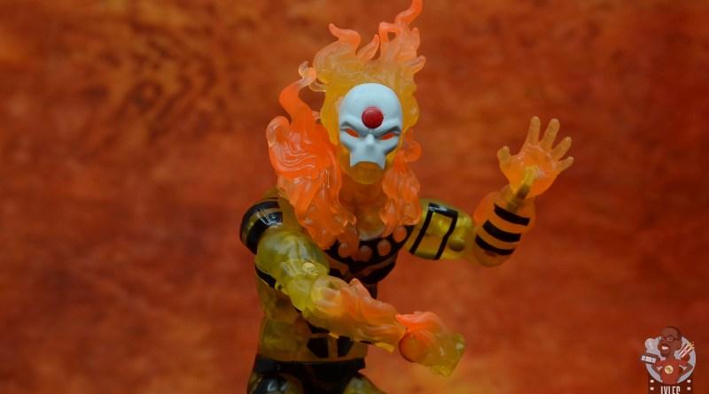 marvel legends age of apocalypse sunfire figure review - main pic
