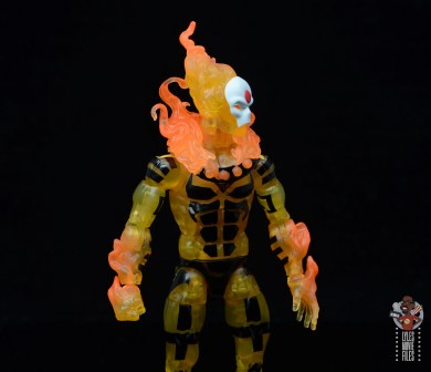 marvel legends age of apocalypse sunfire figure review - turning