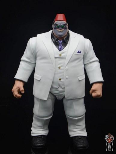 marvel legends build-a-figure shadow king figure review -front