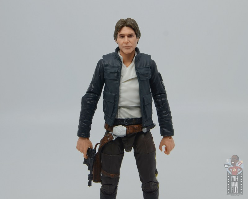 star wars the black series han solo figure review - wide pic