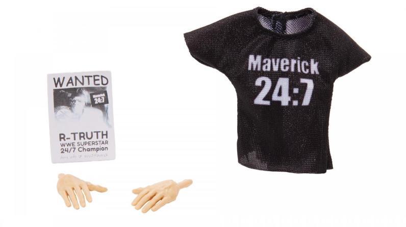 wwe elite 78 - drake maverick - accessories