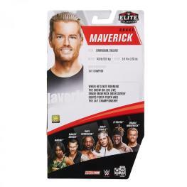 wwe elite 78 - drake maverick -rear package