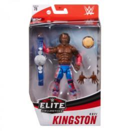 wwe elite 78 - kofi kingston - package