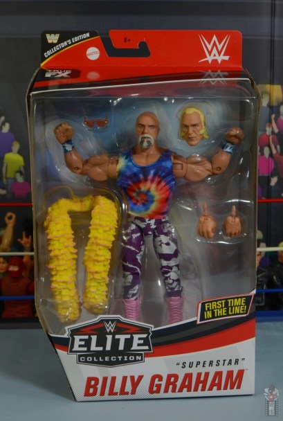 wwe elite 78 superstar billy graham figure review - package front