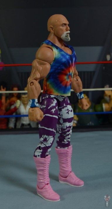 wwe elite 78 superstar billy graham figure review - right side
