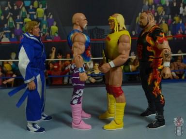 wwe elite 78 superstar billy graham figure review -scale to paul orndorff, hulk hogan and bam bam bigelow