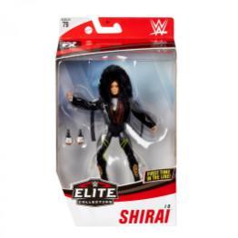 wwe elite 79 io shirai figure - package front