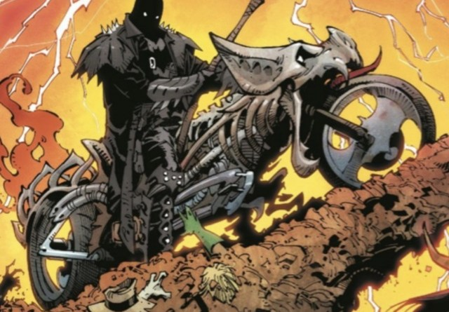 Batman dark nights death metal