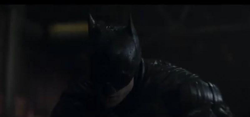 The Batman Batman beat down
