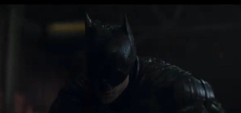 The Batman Batman beat down