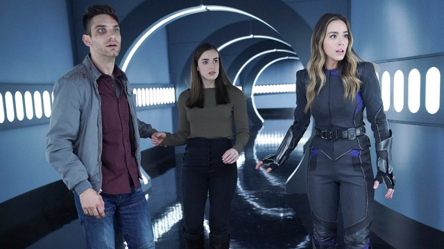 Agents of SHIELD the end is at hand review - deke, jemma and daisy
