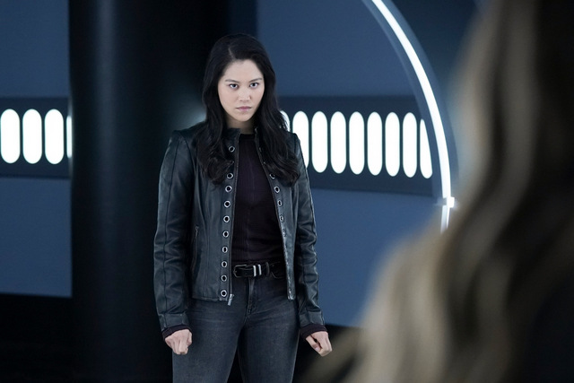 Agents of SHIELD the end is at hand review - kora