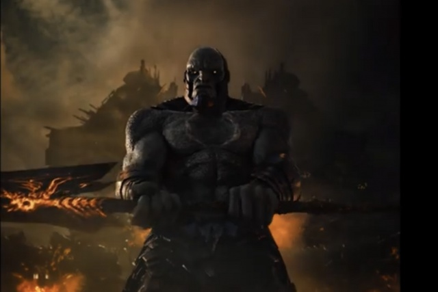 Snyder's cut justice league Darkseid