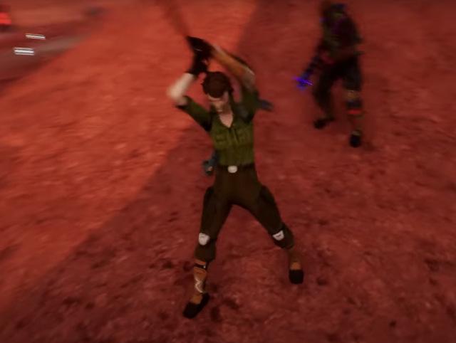 G.I. Joe Operation Blackout - lady jaye