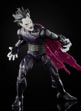 Marvel Legends Series Venom Morbius – crouching