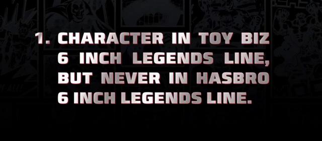 marvel legends clue 1