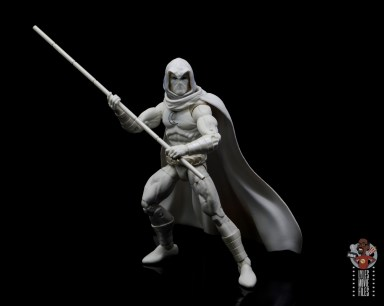 marvel legends moon knight figure review - ready for battle