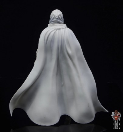 marvel legends moon knight figure review - rear
