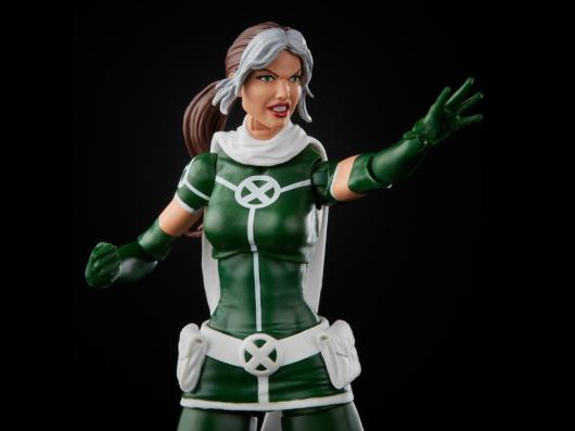 marvel legends rogue and pyro two-pack - angry rogue