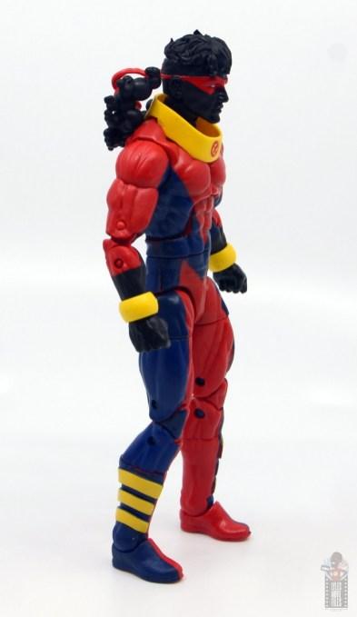 marvel legends sunspot figure review - right side