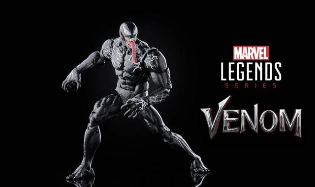 marvel legends venom wave