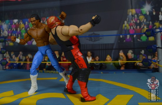 wwe elite hall of champions ron simmons figure review -clothesline to vader