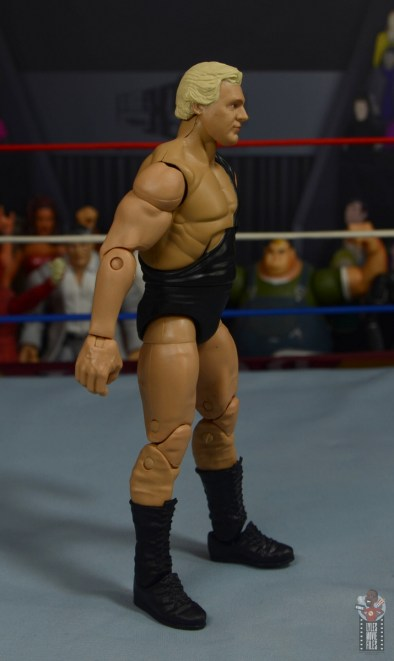 wwe legends 7 bobby the brain heenan figure review - right side
