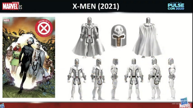 Hasbro PulseCon 2020 – house of x magneto